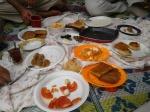 Ketemu guru-guru dari Turki, sooo... kita makan2 ala Turki di Maribaya with lesehan