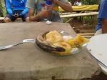 Menikmati makanan tradisional di warban, murah, bayar diakhir