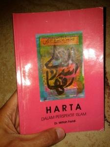 Buku Harta Dalam Perspektif Islam - Dr. Miftah Faridl