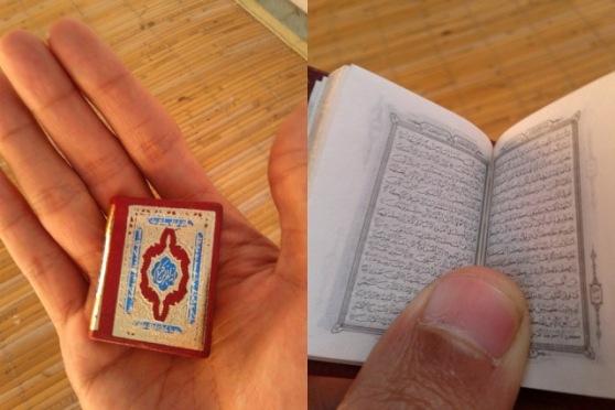 Qur`an Kecil