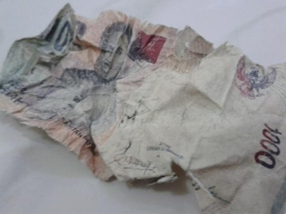 Barang Bukti Pencucian Uang